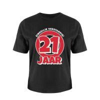 Leeftijd Shirt 21 jaar