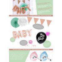 Feestpakket Geboorte Meisje