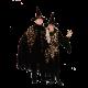 Heks Halloween met heksenhoed*