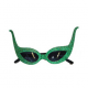 Discobril Vlinder Groen