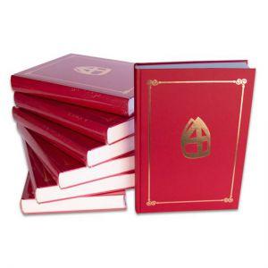 Sinterklaasboek Luxe Mijter