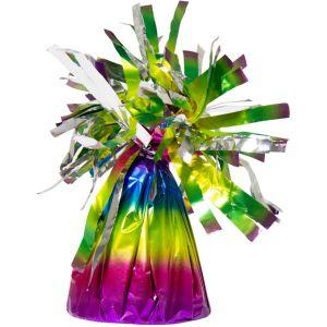 Ballongewichtje Bonbon - Regenboog