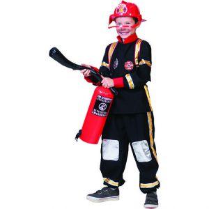 Brandweerman kostuum kids