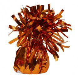 Ballongewichtje Bonbon – Licht Oranje