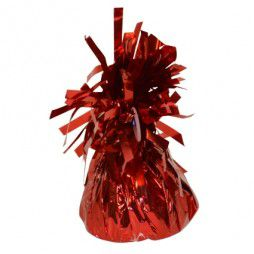 Ballongewichtje Bonbon – Rood