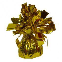 Ballongewichtje Bonbon Goud