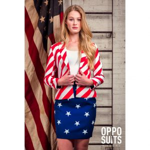 Oppo Suits Vrouwen ' American Woman '