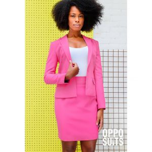 Oppo Suits Vrouwen ' Ms. Pink '