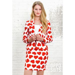 Oppo Suits Vrouwen ' Queen of Hearts '