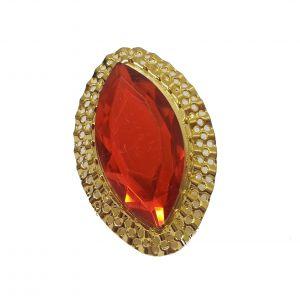Ring met grote Robijn