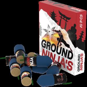 Ground Ninja's