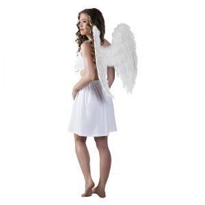Engelen vleugels Wit 70cm