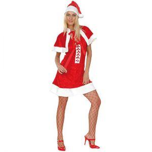 Kerstvrouw Sexy Santa