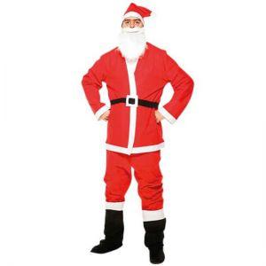 Kerstman volwassenen promo