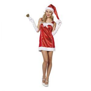 Kerstvrouw Santa