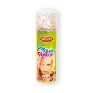 Haarspray Glitter Roze