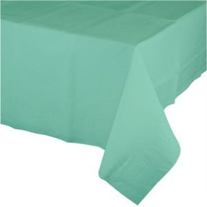 Tafelkleed Fresh Mint Plastic