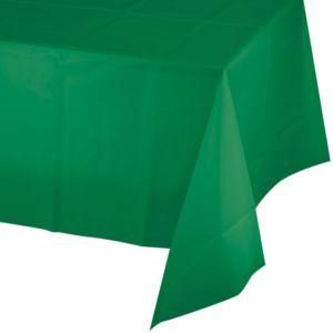 Tafelkleed Groen Plastic