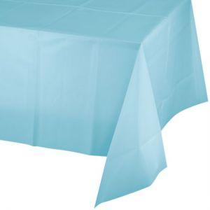 Tafelkleed Baby Blauw Plastic