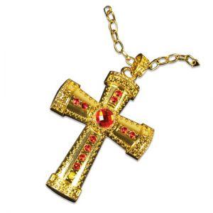 Sinterklaas Kruis XXL met ketting