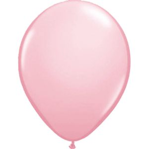 Latex Ballonnen roze (100 stuks) 30 cm