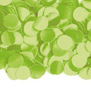 Confetti Luxe Lime Groen (1 kilo)
