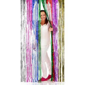 Deurgordijn folie Multicolor