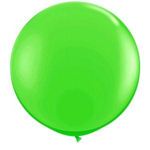 Latex Ballon Groen 90cm, 3ft