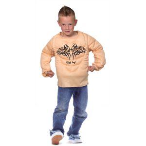 Sixpack Shirt Kinderen