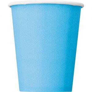 Bekers Baby Blauw 25 ml (8 stuks)