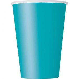 Bekers Caribbean Blauw 35 ml (10 stuks)