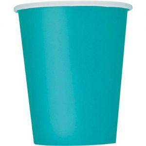 Bekers Caribbean Blauw 25 ml (14 stuks)