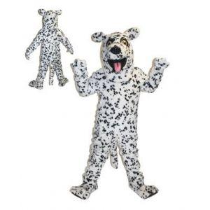 Mascotte Dalmatiër Kostuum