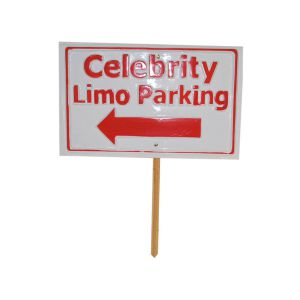 Bord Celebrity Limo Parking