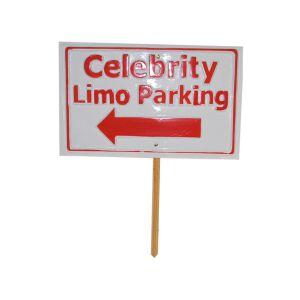 Bord Celebrity Limo Parking