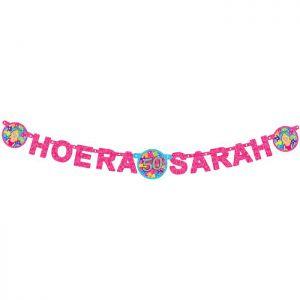 Letterslinger Hoera Sarah