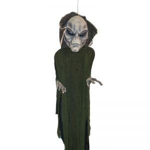 Halloween hangdeco XXL Alien