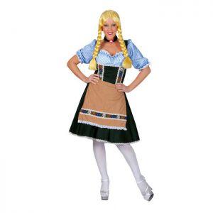 Tiroler Jurkje Heidi bruin