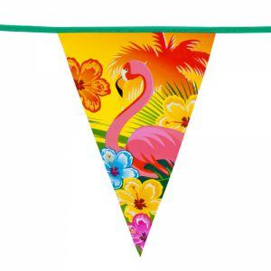 Vlaggenlijn Hibiscus