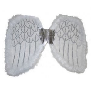 Engelen Vleugels Roze 70cm