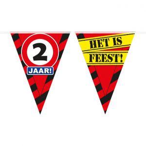 Party Vlaggenlijn 2 jaar