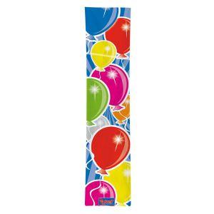 Banner Ballonnen 300x60 cm