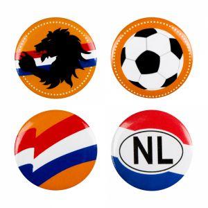 Motorkaphoes Voetbal Oranje
