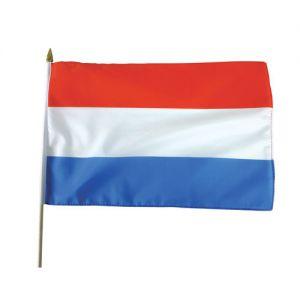 Zwaaivlag Luxe Nederland XL