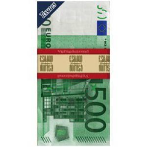 Tissuebox 500 euro