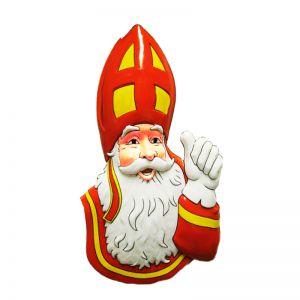 Wanddeco Sinterklaas Duim
