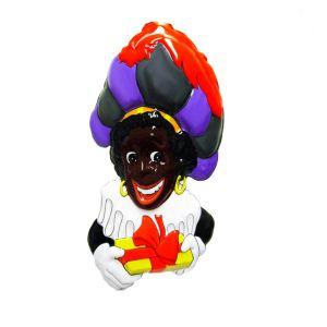 Wanddeco Piet met Cadeau