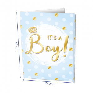 Raambord It's a Boy