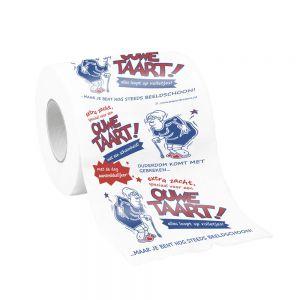 Wc Papier Ouwe Taart