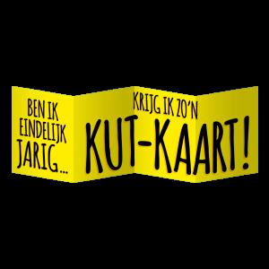 Surprise Kaart - Jarig